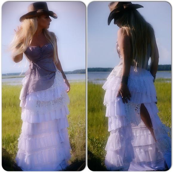 52e32b3a83fe White n creme lace maxi skirt